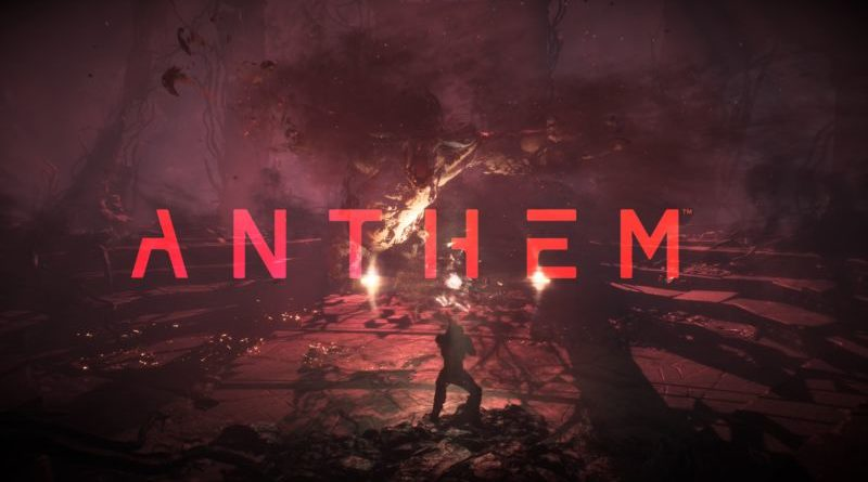 Anthem Day One Patch