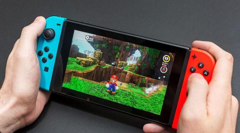Atualização de firmware versão 7.01 já está disponível para o Nintendo Switch