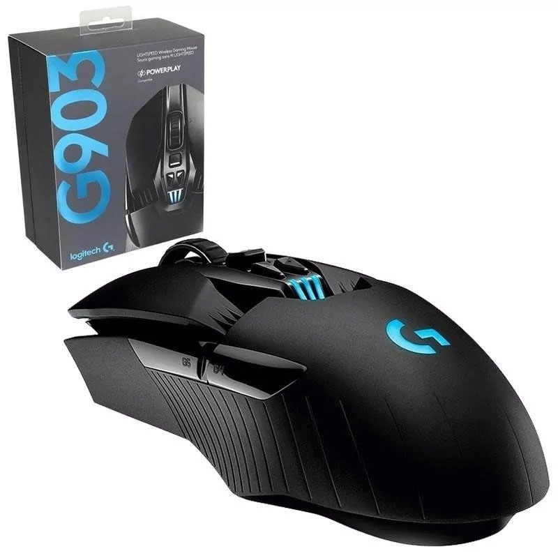 Conheça o mouse sem fio Logitech G903 Lightspeed