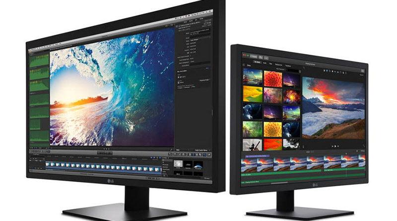 LG anuncia monitor 4K de 31,5 polegadas com USB-C