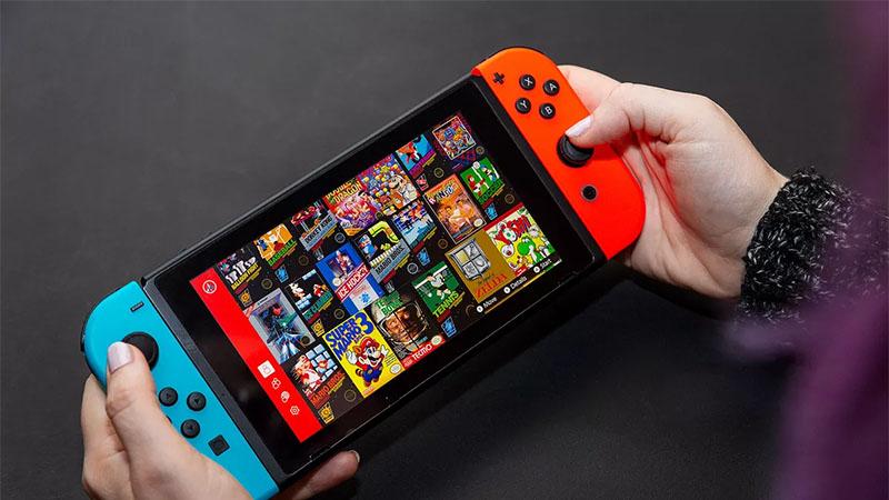 Nintendo Switch poderá ter realidade virtual ainda este ano