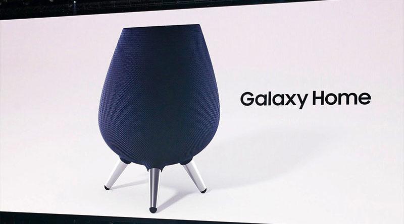 Novo Galaxy Home será lançado em abril de 2019