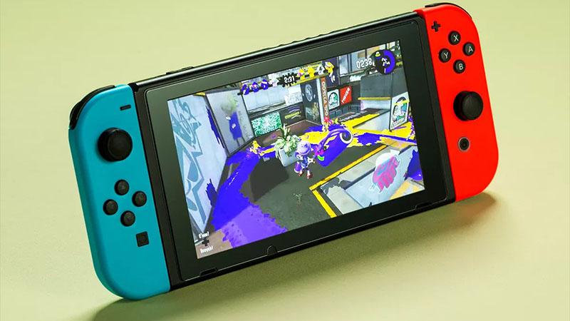 Novo Nintendo Switch será menor e mais portátil