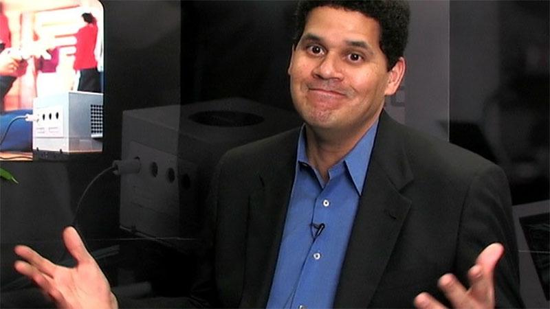 Reggie Fils-Aime - Presidente da Nintendo of america anuncia aposentadoria