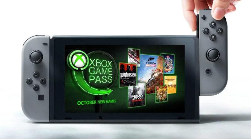 Xbox Game Pass deve estrear no Nintendo Switch em breve