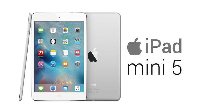iPad mini 5 está a caminho