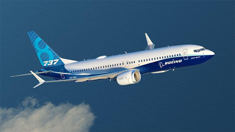 Boeing anuncia atualizações de software para os aviões 737 Max