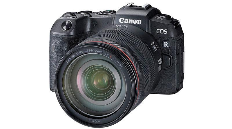 Canon afirma que as futuras câmeras EOS R terão estabilização de imagem IBIS