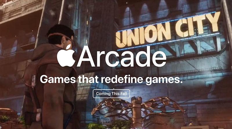Conheça o Apple Arcade - Plataforma de jogos por assinatura da Apple