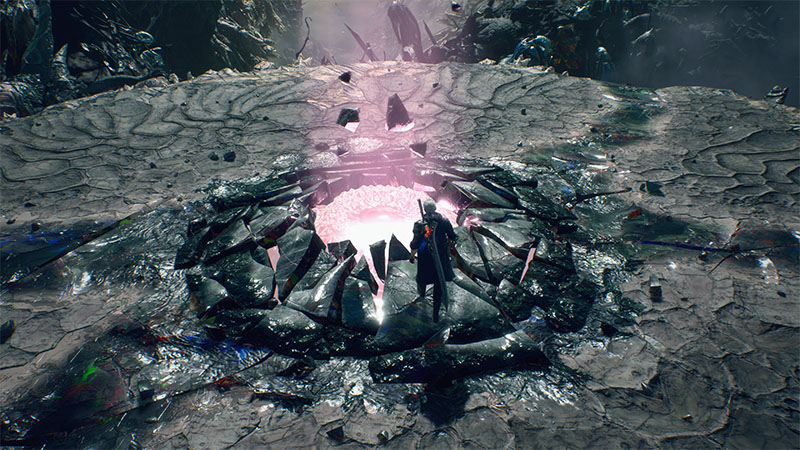 Devil May Cry 5 - Palácio Sangrento