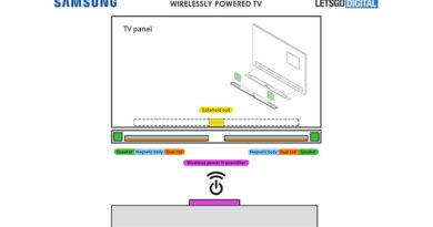Futuras TVs da samsung poderão ser completamente sem fio