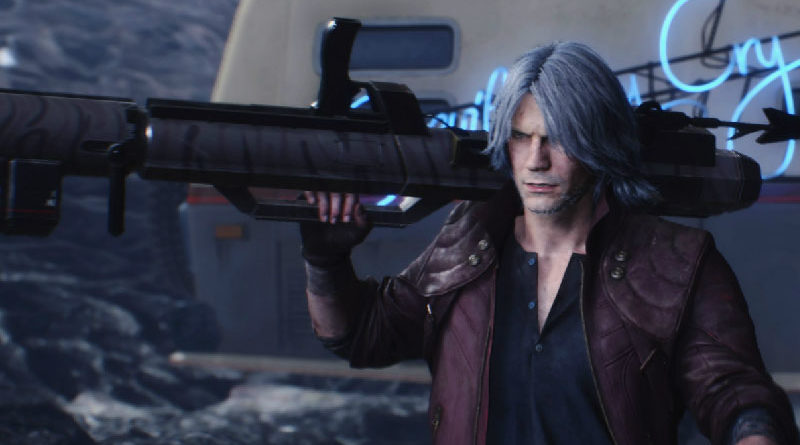 Kalina Ann devil may cry 5