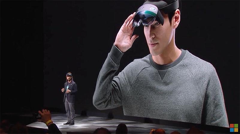 Microsoft anuncia o HoloLens 2, seu novo headset de realidade mista