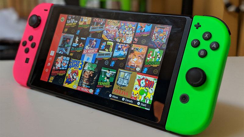 Nintendo pode lançar dois novos modelos do Switch ainda este ano