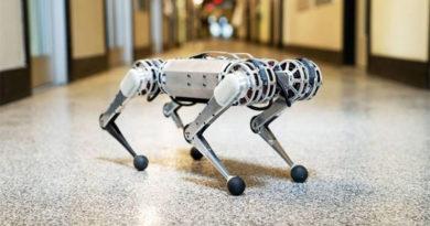 Novo robô do MIT consegue até saltar no ar