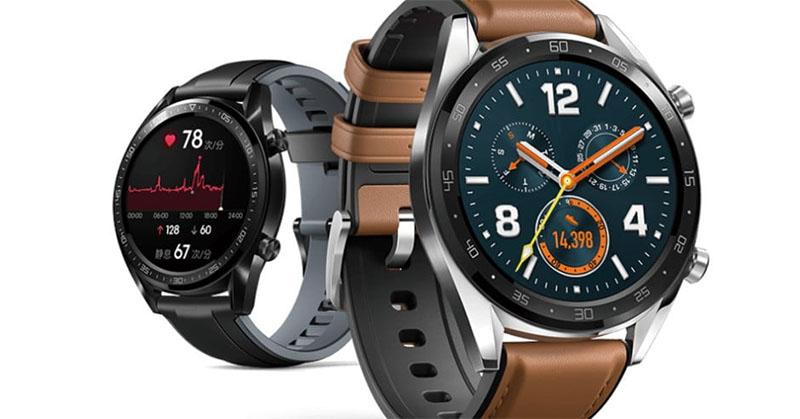 Novos smartwatches da Huawei serão lançados em breve