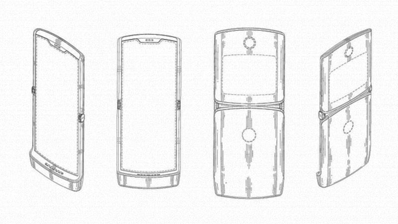 Smartphone dobrável Motorola Razr tem algumas especificações reveladas