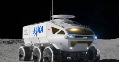 Toyota vai construir um rover autônomo pressurizado para a lua