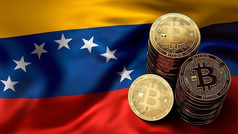 Venezuelanos enviam bitcoin e outras criptomoedas por SMS