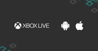 Xbox live chega para jogos Android e IOS