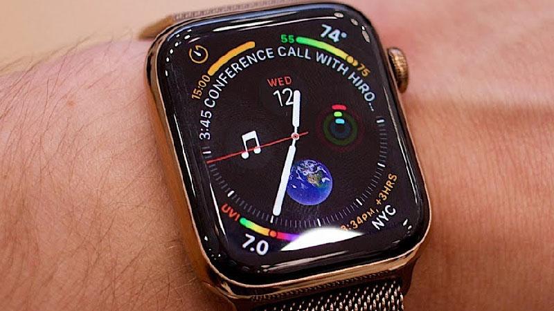 Apple Watch Series 5 pode ser lançado com sensor de