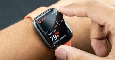 Apple Watch salva a vida de homem depois de detectar alterações na frequência cardíaca