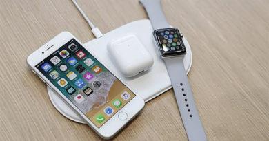 Apple cancela o AirPower