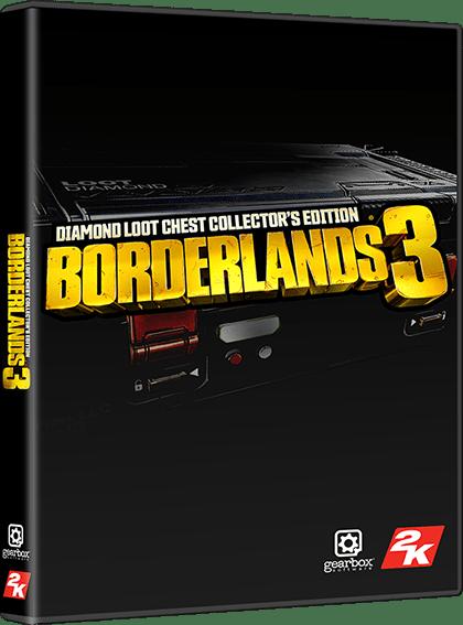 Borderlands 3 - Edição de Colecionador
