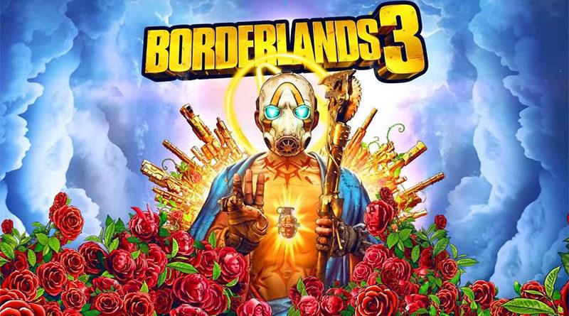Borderlands 3 será lançado oficialmente em setembro