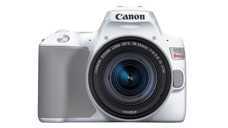 Canon anuncia EOS Rebel SL3