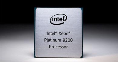 Intel lança processador Xeon Platinum 9200 com 56 núcleos e 112 threads