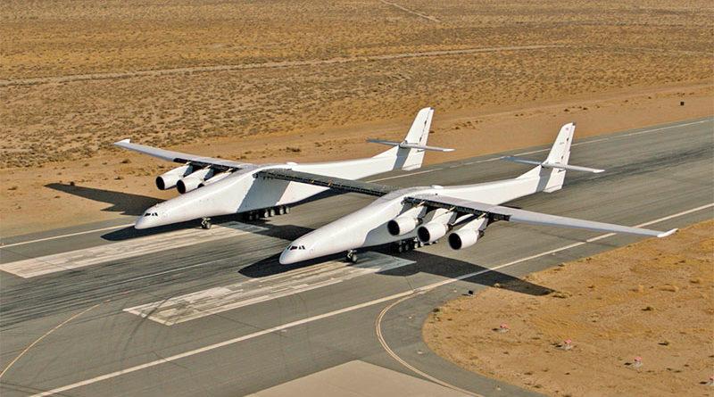 Maior avião do mundo faz seu primeiro voo
