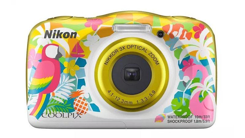 Nikon lança câmera fotográfica COOLPIX W150 para crianças