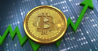 Ninguém sabe porque o bitcoin subiu 20% de uma hora pra outra