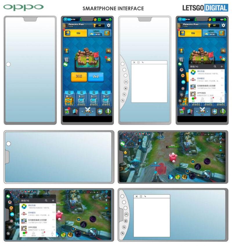 Oppo apresenta nova interface para smartphones gamer