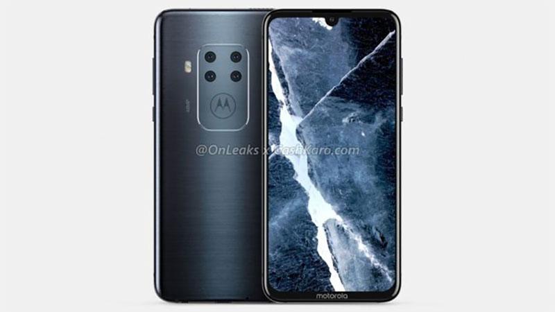 Primeiro celular da motorola com 4 câmeras aparece em vídeo