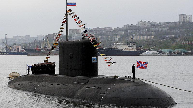 Rússia lança o Belgorod - Maior submarino nuclear do mundo