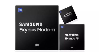 Samsung inicia produção em massa de seus chips 5G
