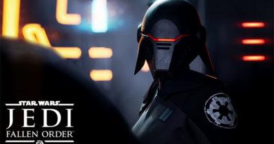 Star Wars Jedi: Fallen Order é anunciado oficialmente