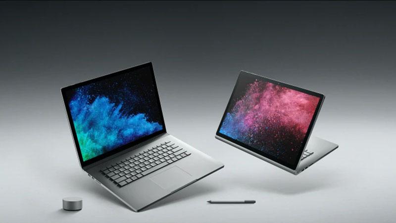 Surface Book 2 chega com processador Intel quad-core