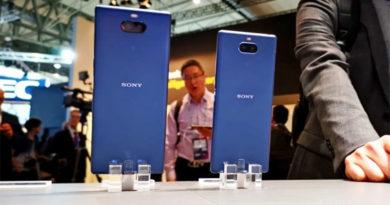 A Sony venderá seus smartphones apenas em quatro mercados