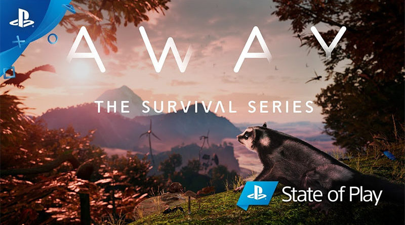 AWAY - The Survival Series