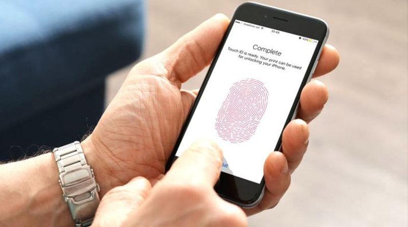Apple ainda está estudando implantar tecnologia de impressão digital sob a tela de seus iPhones