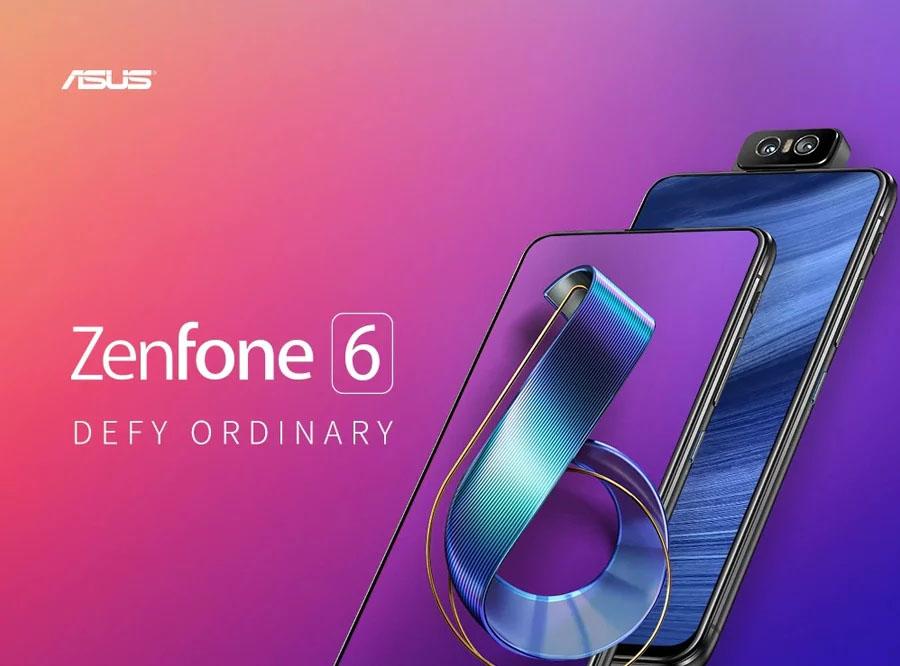 Asus Zenfone 6 já está sendo vendido na GearBest