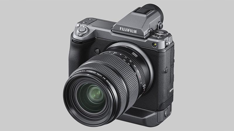 Câmera de formato médio sem espelho da Fujifilm está a caminho
