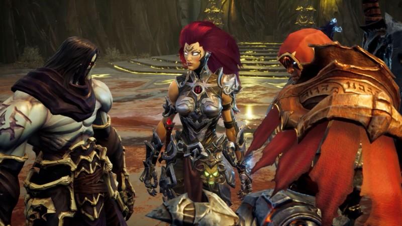 Darksiders New Game