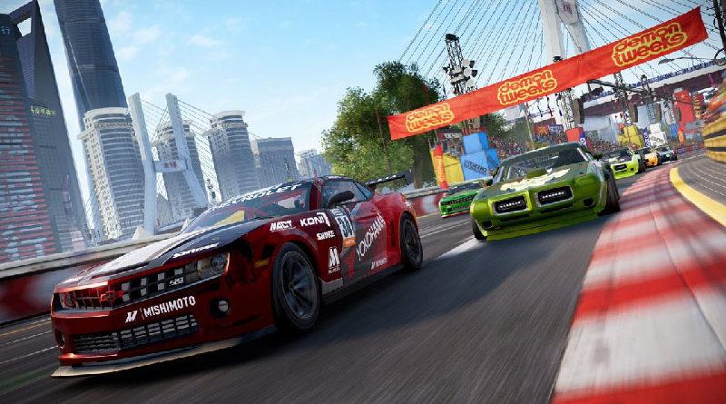 Novo jogo da série GRID chega em setembro ao PC, PS4 e Xbox One