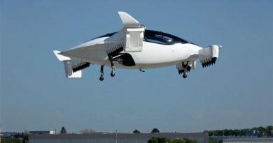 Lilium realiza primeiro voo de sua aeronave totalmente elétrica