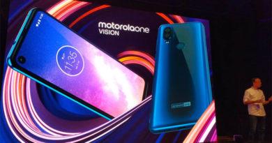 Motorola One Vision será vendido por R$ 1.999,00 no brasil