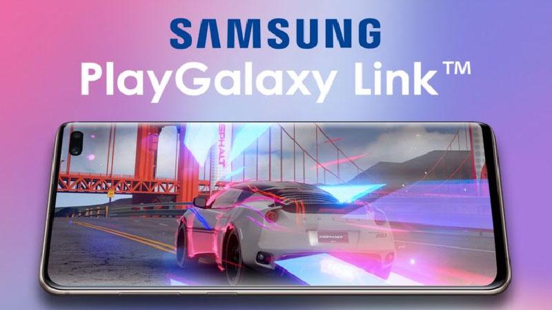 PlayGalaxy Link - Serviço de streaming de jogos da samsung está a caminho